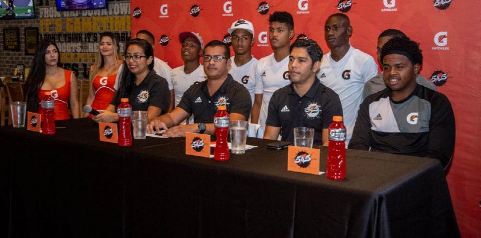 Torneo Gatorade 5x5 regresa en busca del talento en el balompié