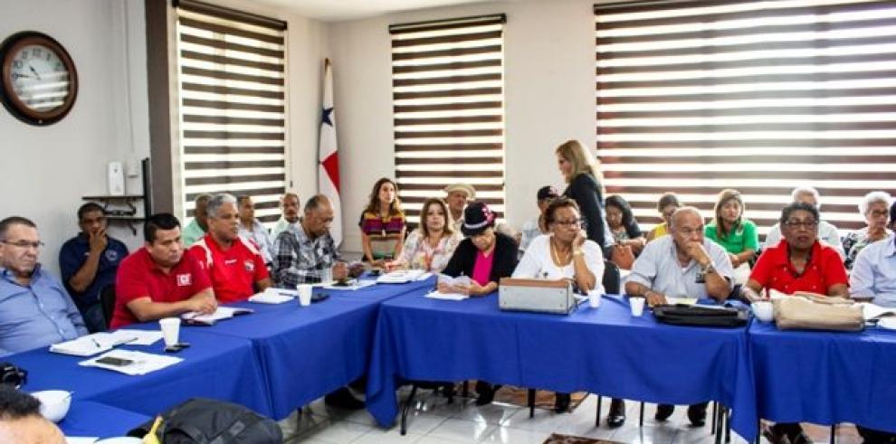 CoNato se reúne con la Junta Nacional de Escrutinio a cara de las elecciones