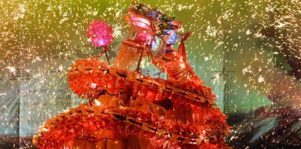 'Wulong Xuhua', el fin de la Fiesta de Primavera