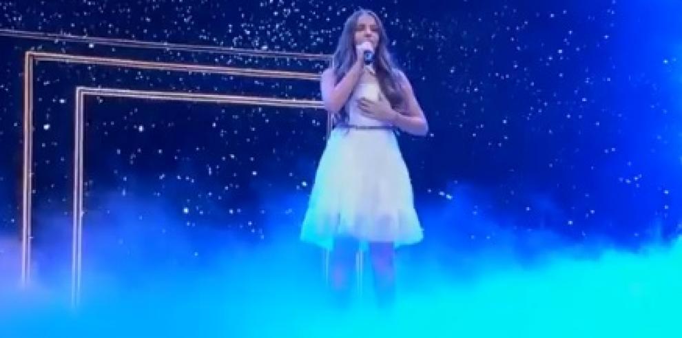 La panameña Yael Danon gana concurso de talento en Israel