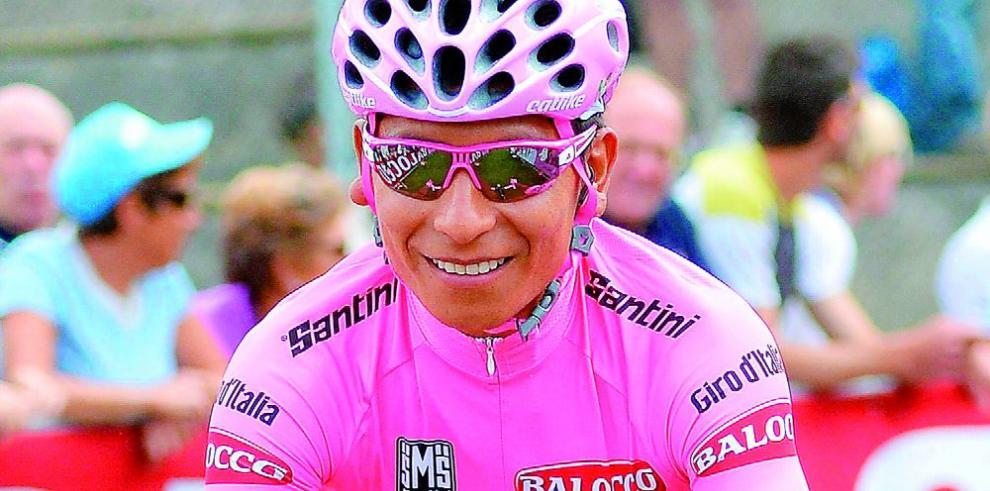 Nairo Quintana verá acción en la Vuelta a San Juan