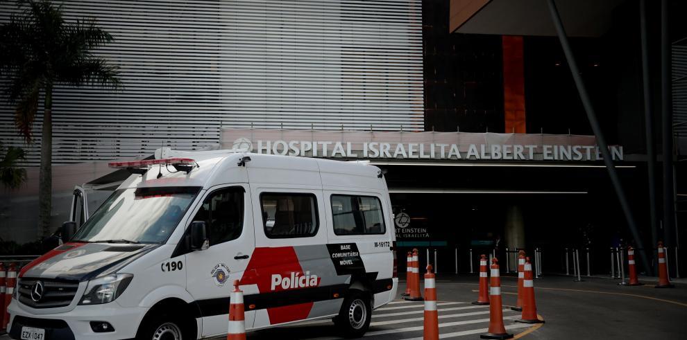 Bolsonaro ingresa en el hospital para una nueva cirugía tras atentado