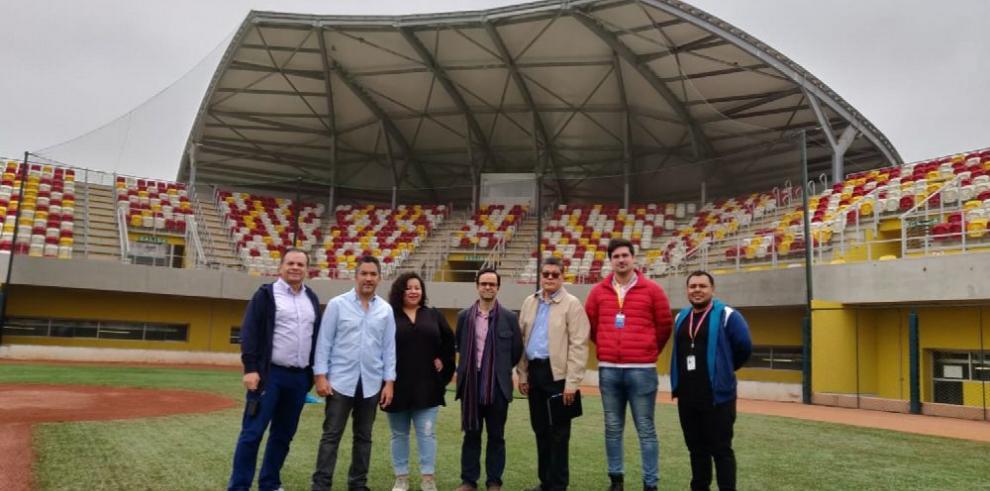 Organización de los Juegos de 2022 visita instalaciones en Perú