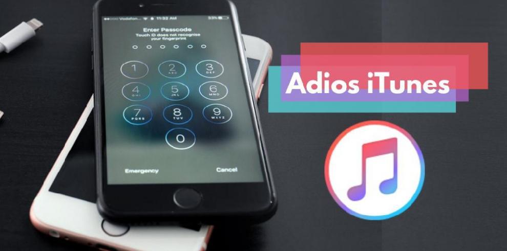 La muerte de iTunes y otros seis clics tecnológicos de la semana en América