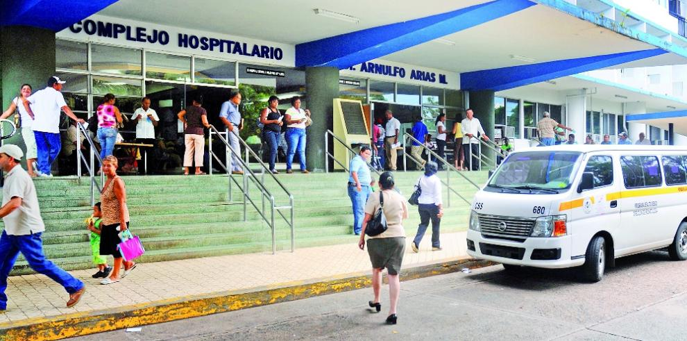 Aumenta la cantidad de hospitalizados a marzo de 2019