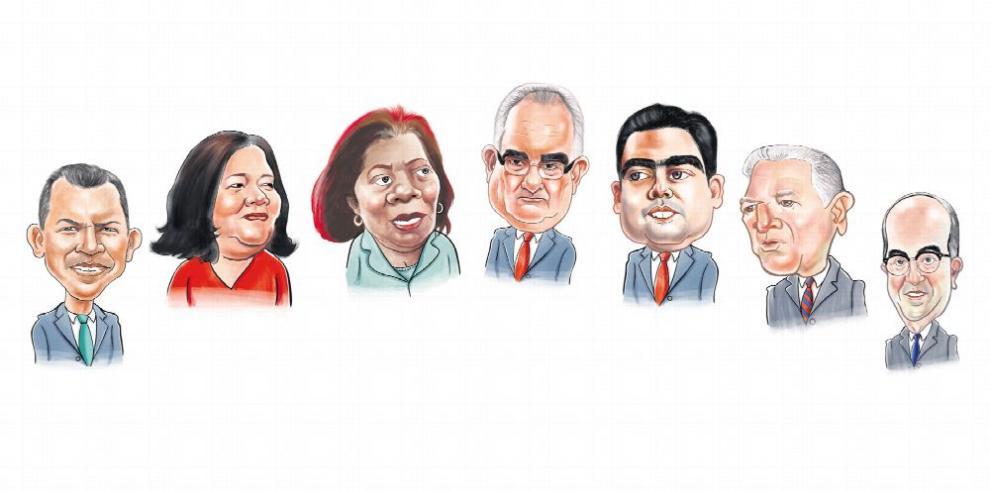 El otro debate de los candidatos a vicepresidente