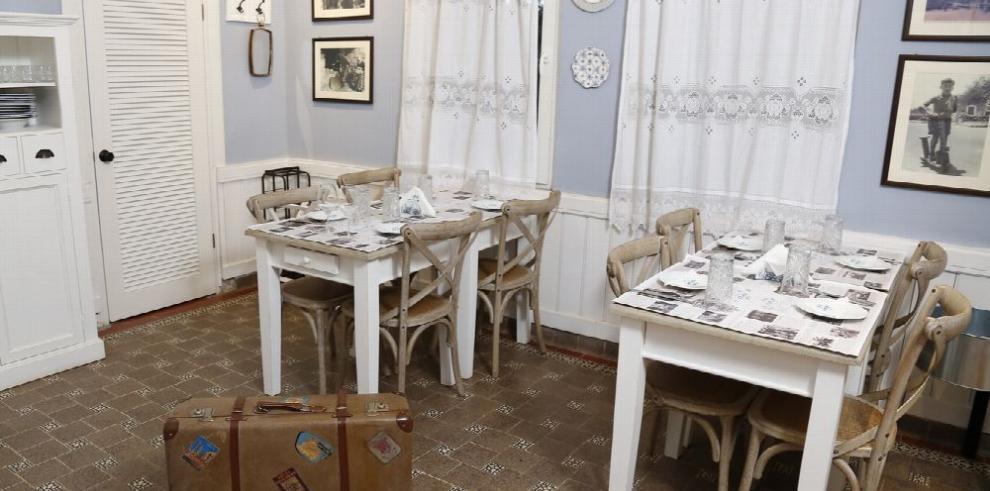 La casa griega en Panamá