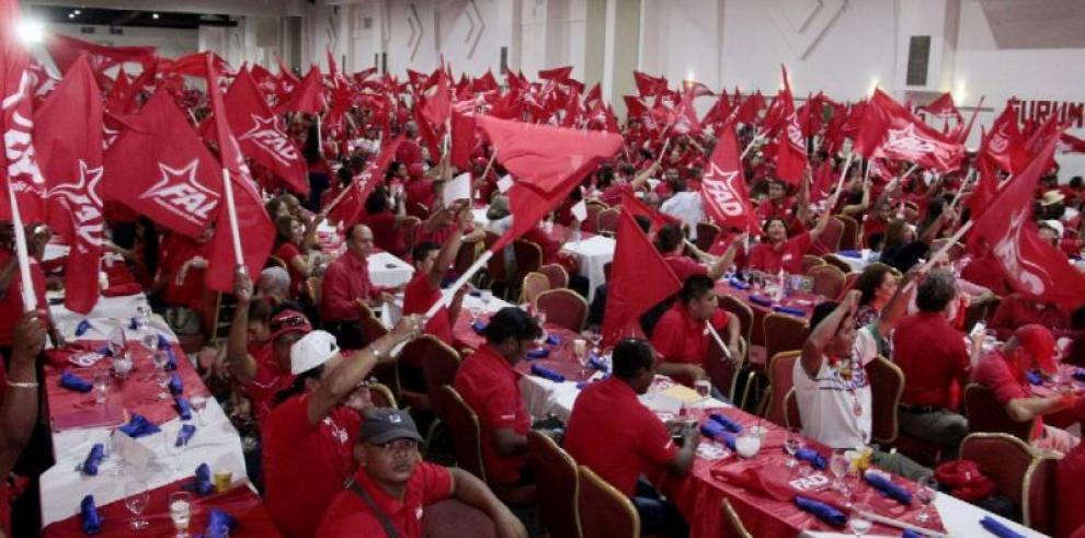 El FAD concluye su propuesta electoral para los comicios de mayo