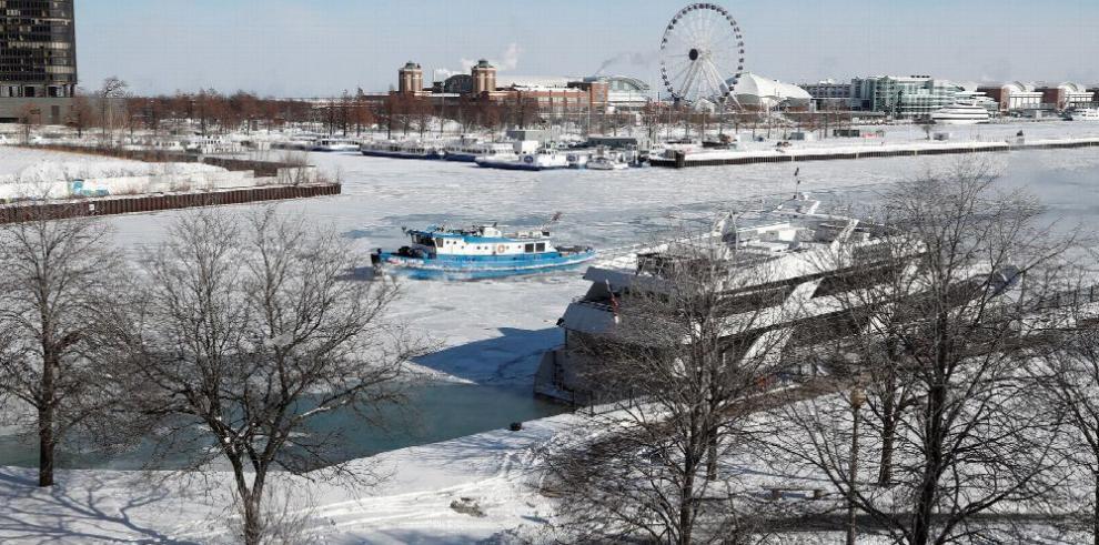 Chicago, la ciudad del hielo
