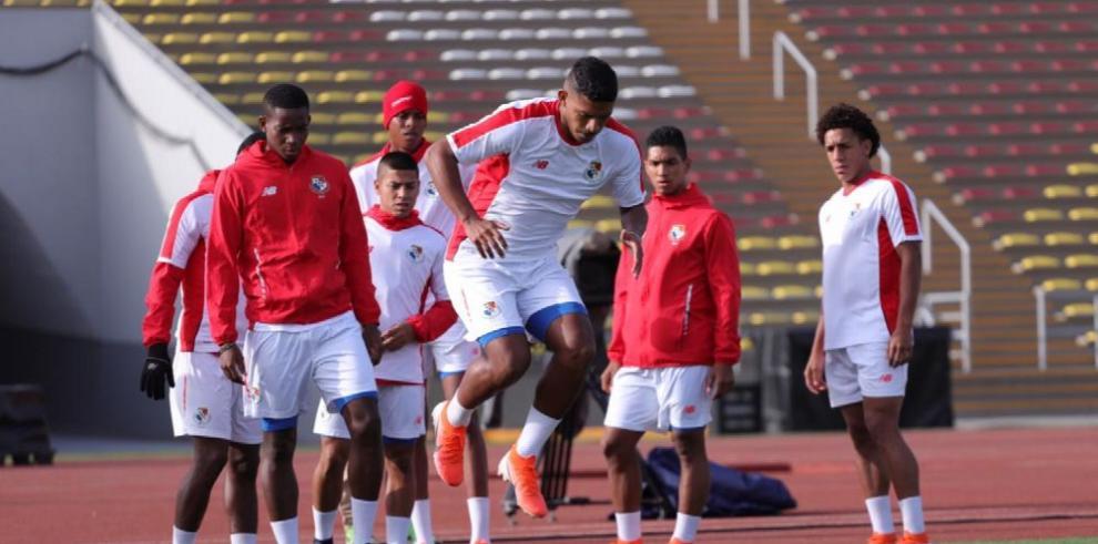 El fútbol masculino, a la cancha en Lima