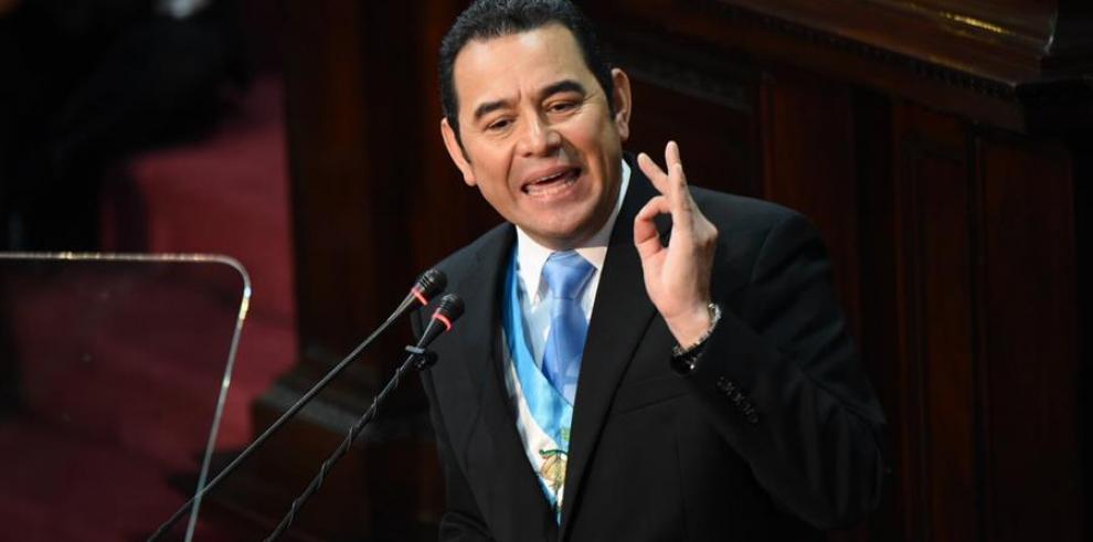La Corte de Guatemala tramita dos amparos contra el pacto migratorio con EEUU