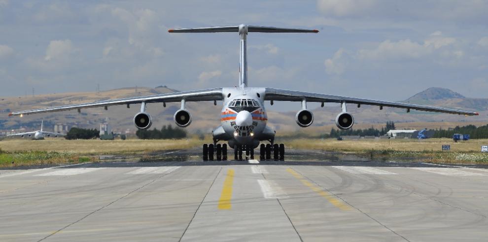 Turquía recibe segundo cargamento de componentes de S-400 rusos