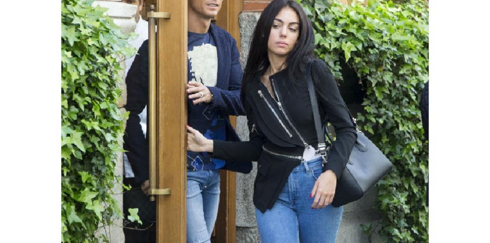 Georgina Rodriguez: la viva imagen del amor tras despedir el año junto a Cristiano Ronaldo