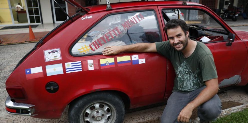 'La gran vuelta a la pista del mundo' en 1,400 días