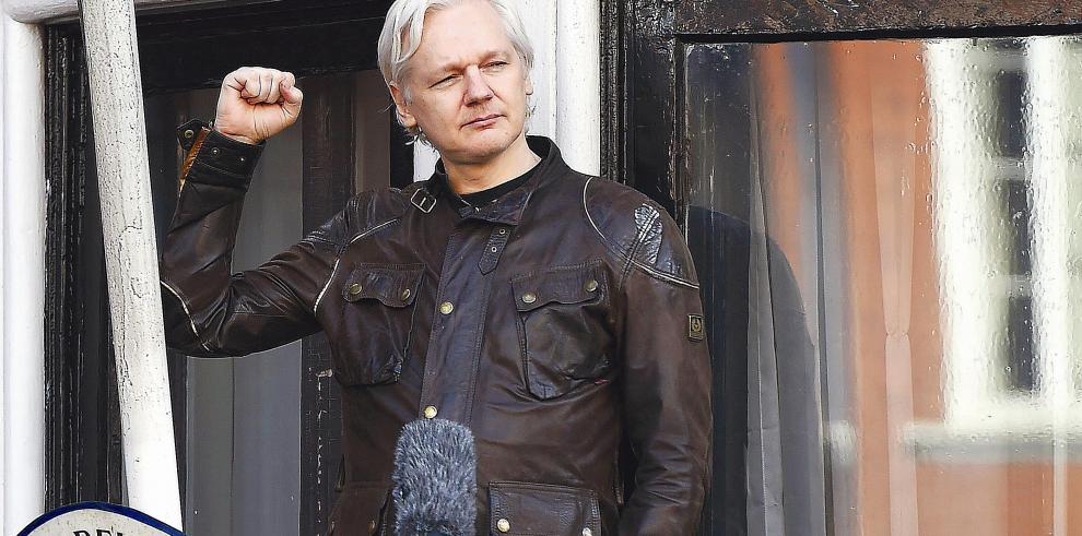 EEUU presenta 18 cargos contra Assange que podrían sumar 170 años de prisión