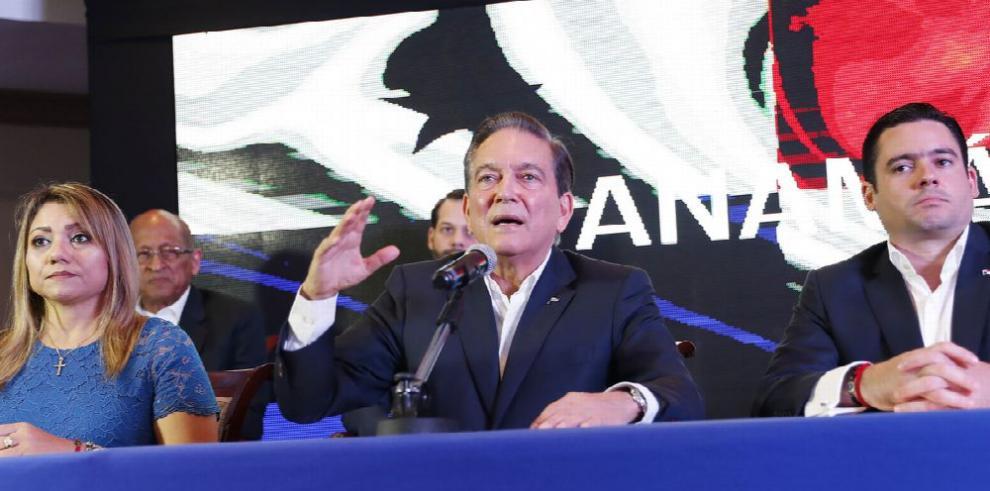 'El deporte panameño necesita un rumbo', presidente Cortizo