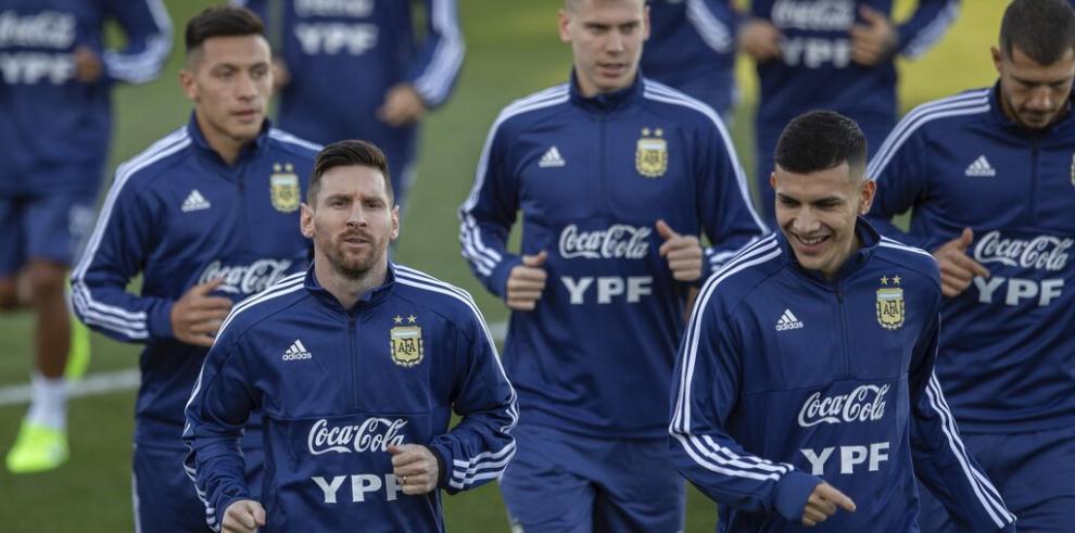 Messi rompe silencio y se enoja por maltrato en Argentina