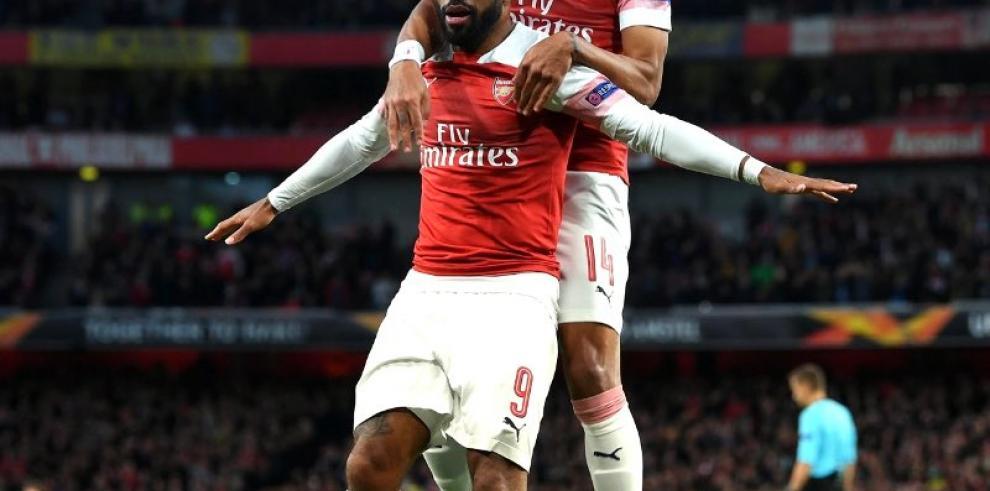 El Arsenal, entre la presión y la motivación