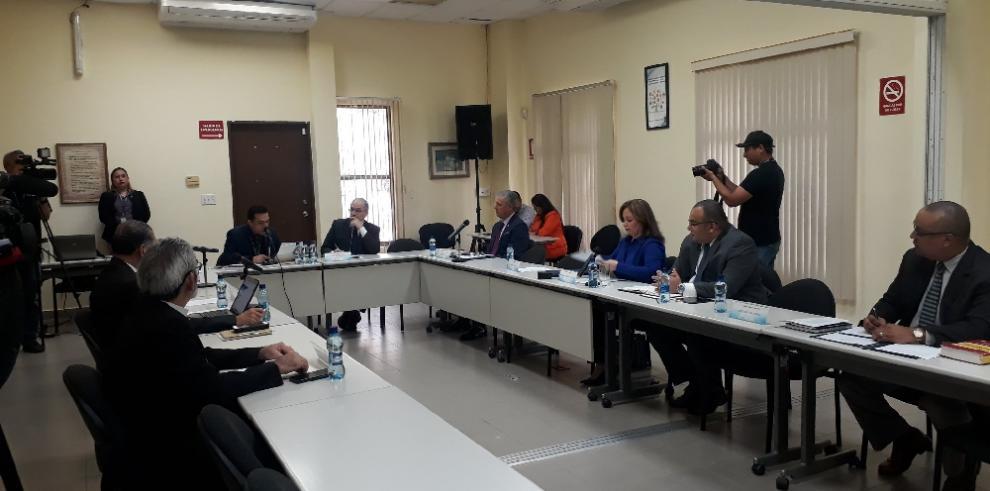 Comisión que evaluará a los aspirantes a magistrados se instala este viernes