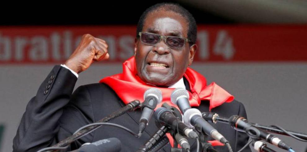 Llega a Zimbabue el cuerpo del expresidente Robert Mugabe