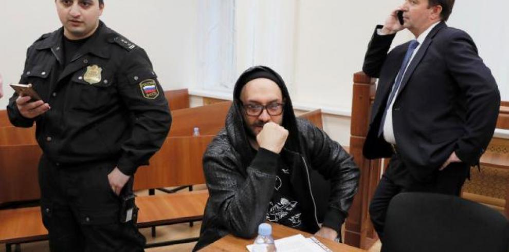 Suspenden el juicio contra famoso director teatral ruso por falta de pruebas
