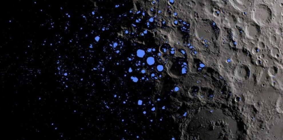 Aparente agua en luna de Saturno es gas en forma líquida, según estudio