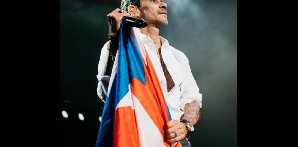 Marc Anthony tilda de incapaz y corrupto a Trump tras criticar a Puerto Rico