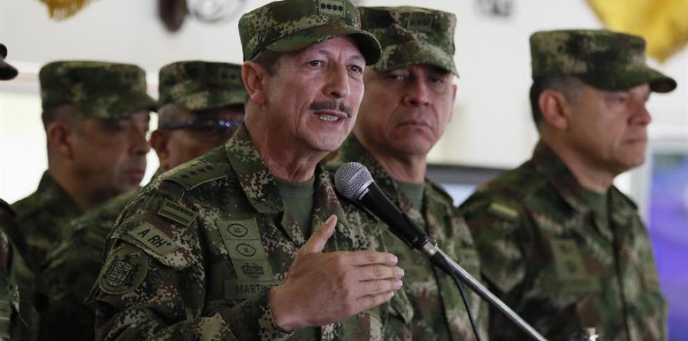 Sube a 12 la cifra de disidentes muertos en operación militar en Colombia