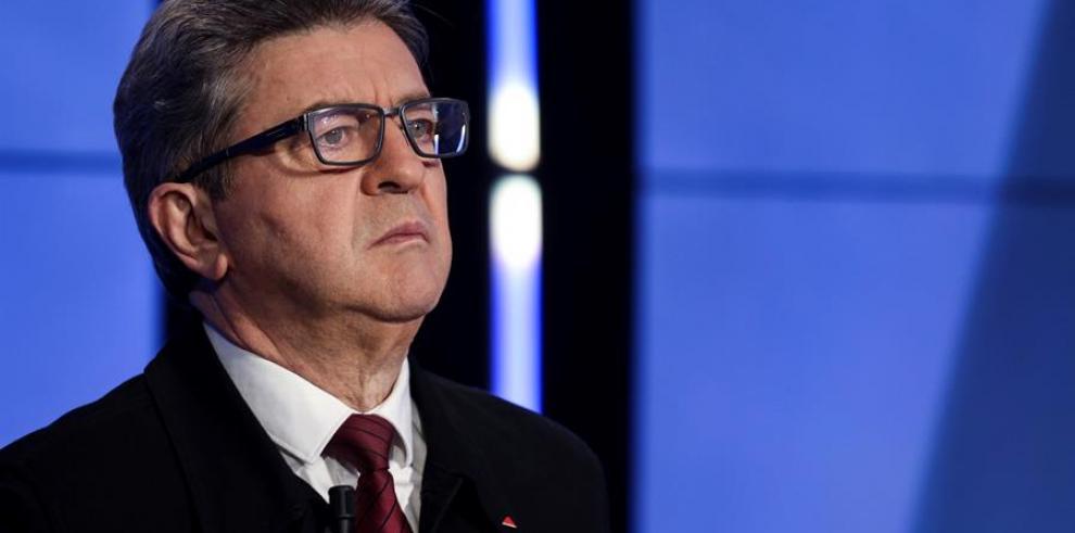 Líder izquierdista francés Mélenchon visita Uruguay en gira por Latinoamérica
