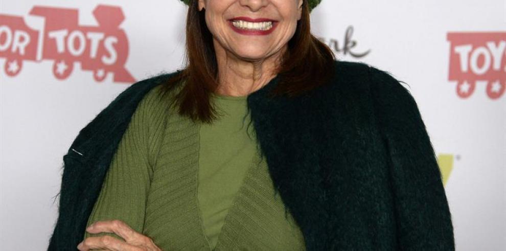 Fallece la actriz de televisión Valerie Harper tras una larga batalla contra el cáncer