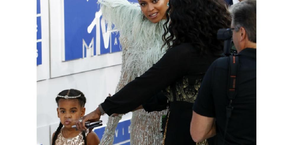 La hija de Beyoncé tiene su propio estilista