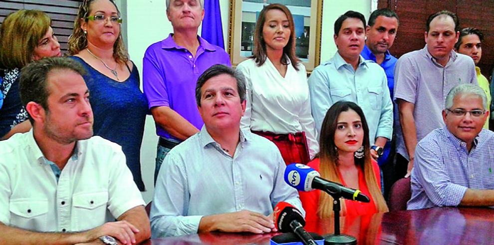 Partido Panameñista abre proceso para renovar sus autoridades
