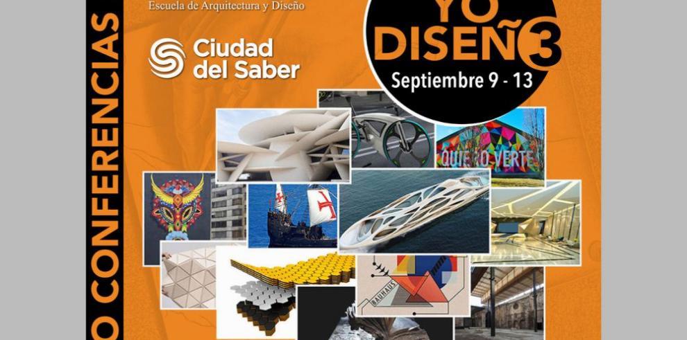 Ciclo de conferencias 'Yo diseño 3'