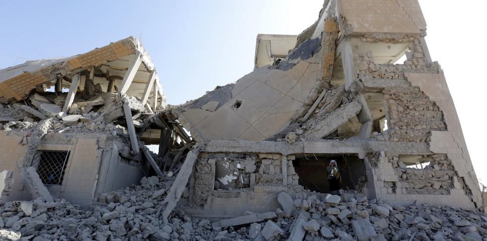 Hutíes estiman 125 muertos o desaparecidos por el ataque en una prisión en Yemen
