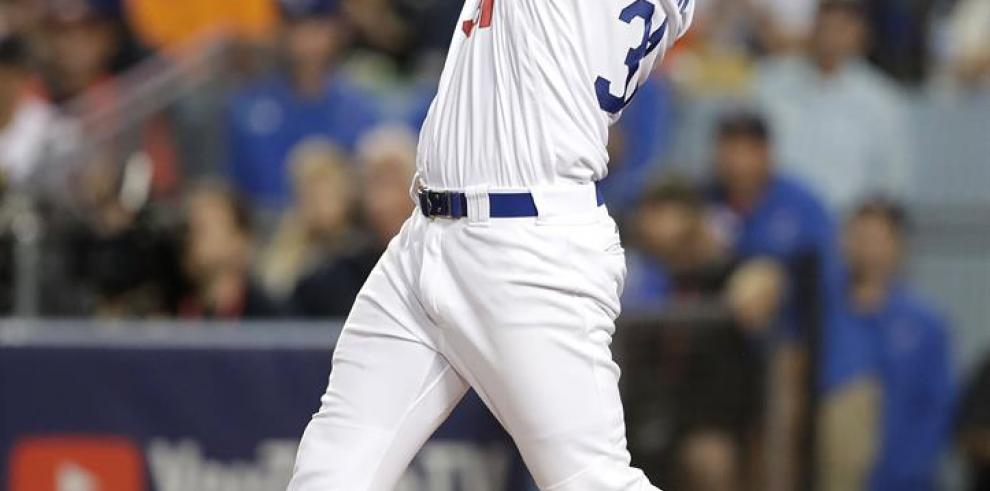 4-3. Pederson sella con un vuelacercas la victoria de los Dodgers sobre los Diamondbacks