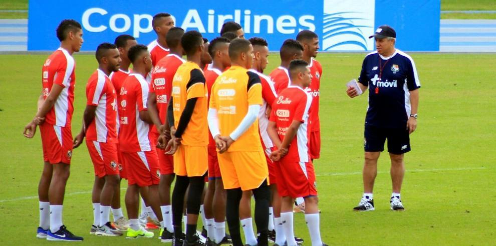 Panamá golea en su primer juego de la Liga de Naciones