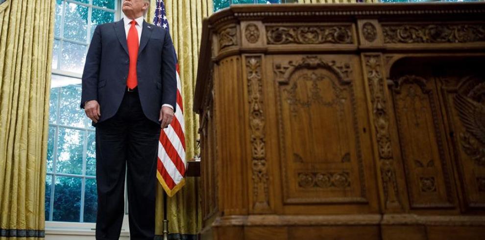 Trump promete un acuerdo bipartidista para proteger a los jóvenes inmigrantes en EEUU