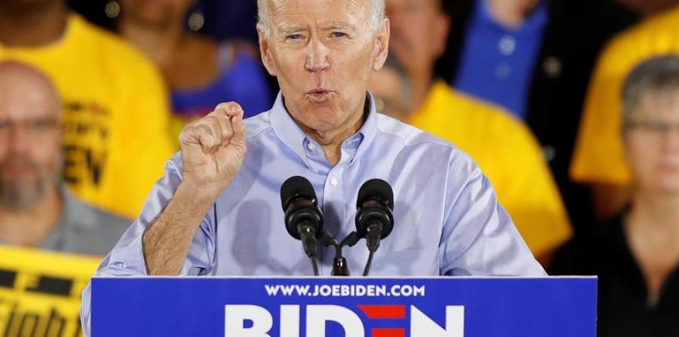 Elecciones en EEUU: El despiste de Joe Biden