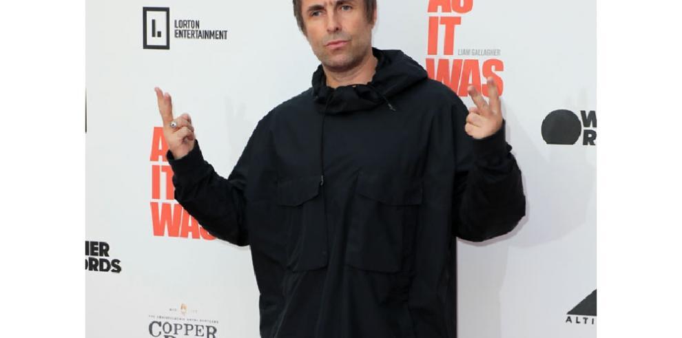 Liam Gallagher considera que sus hijos son unos niñatos ricos y malcriados