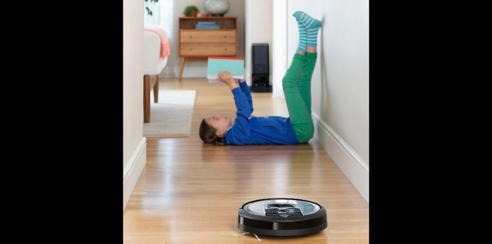 Robots inteligentes, sustitutos de la escoba y aspiradoras
