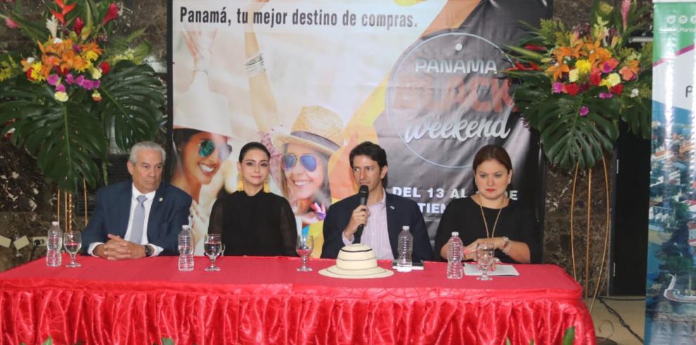 """""""Panamá Black Weekend"""", un fin de semana para promover el turismo de compras"""