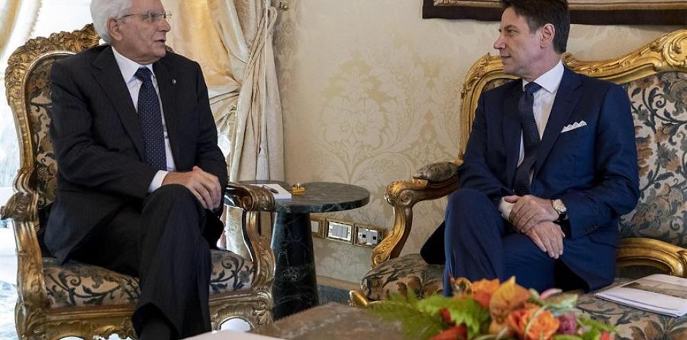 Italia cierra su crisis con el primer gobierno de coalición entre M5S y el PD