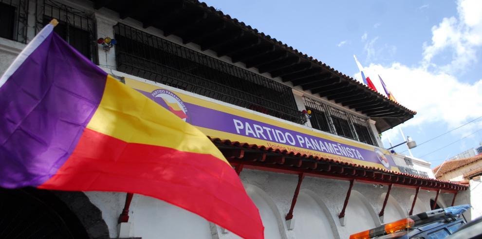 Partido Panameñista abre período de postulación para su junta directiva