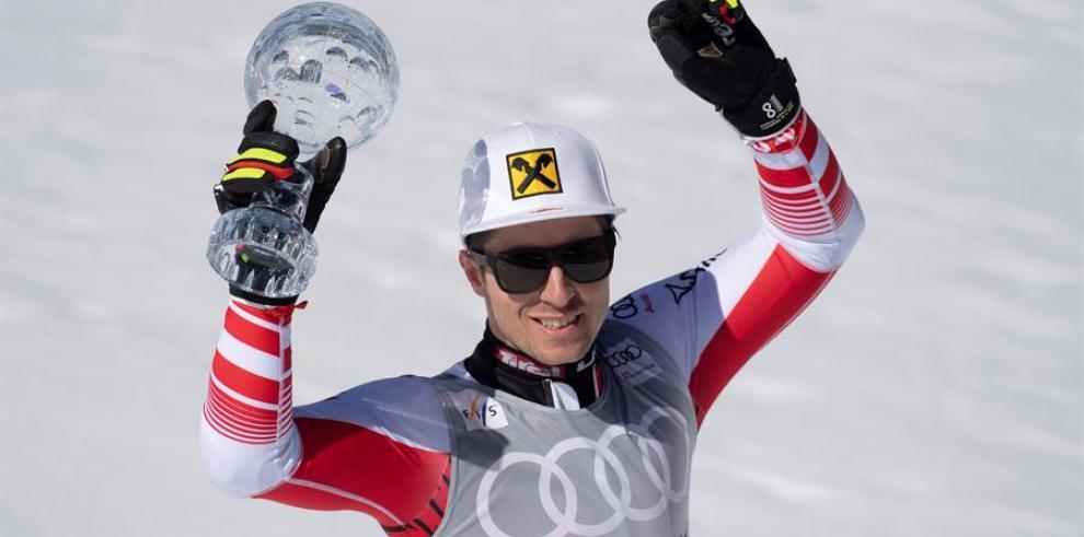 Marcel Hirscher, uno de los más grandes del esquí, anuncia su retirada