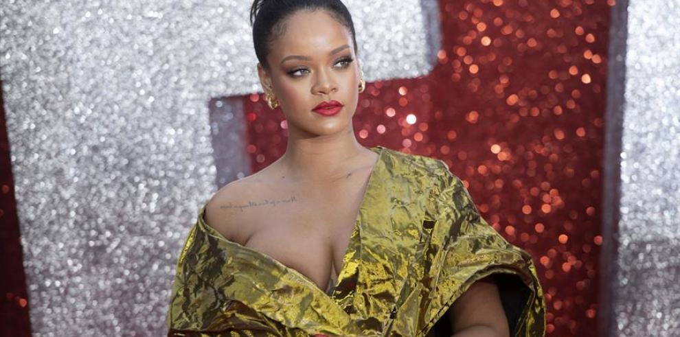 Rihanna anuncia ayuda de su fundación a las víctimas del huracán Dorian en Bahamas