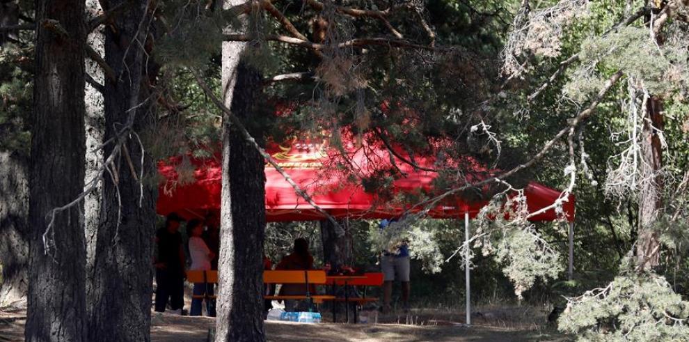 El cadáver encontrado en la sierra de Madrid es el de Blanca Fernández Ochoa