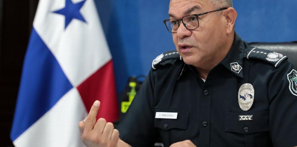 'A medida que se ejecute el plan de seguridad, la percepción ciudadana cambiará'