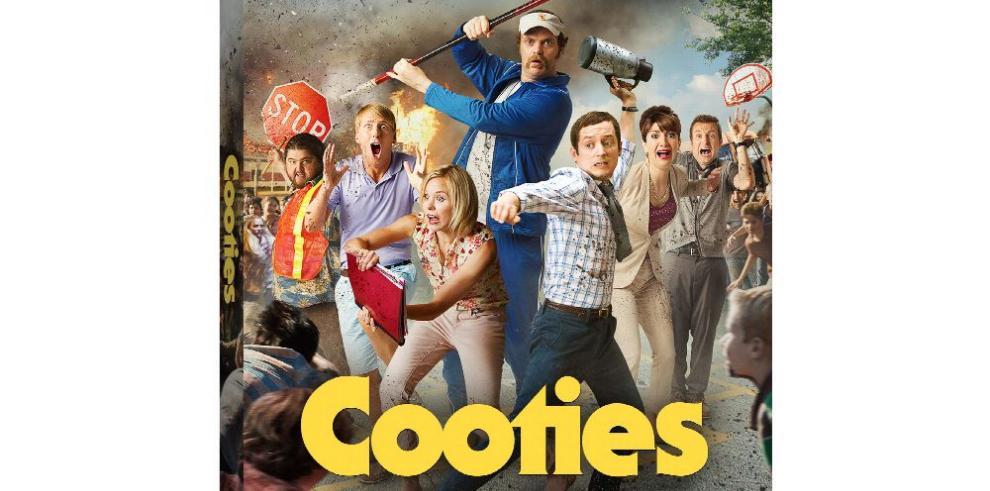 Calor, color y comedias infantiles