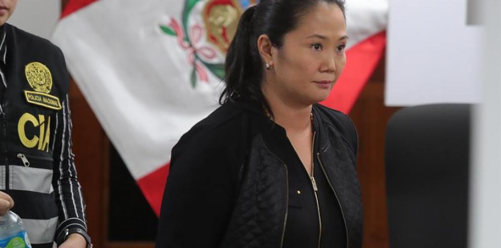 Las cardiopatías proliferan en políticos de Perú acorralados por la Justicia