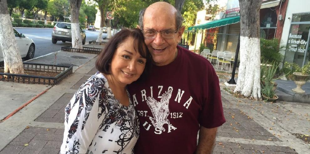 Murió el esposo de la 'Chilindrina', Gabriel Fernández
